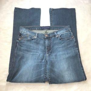 Rock & Republic Jeans - Rock & Republic Jeans Size 14 Kasandra Dark Wash